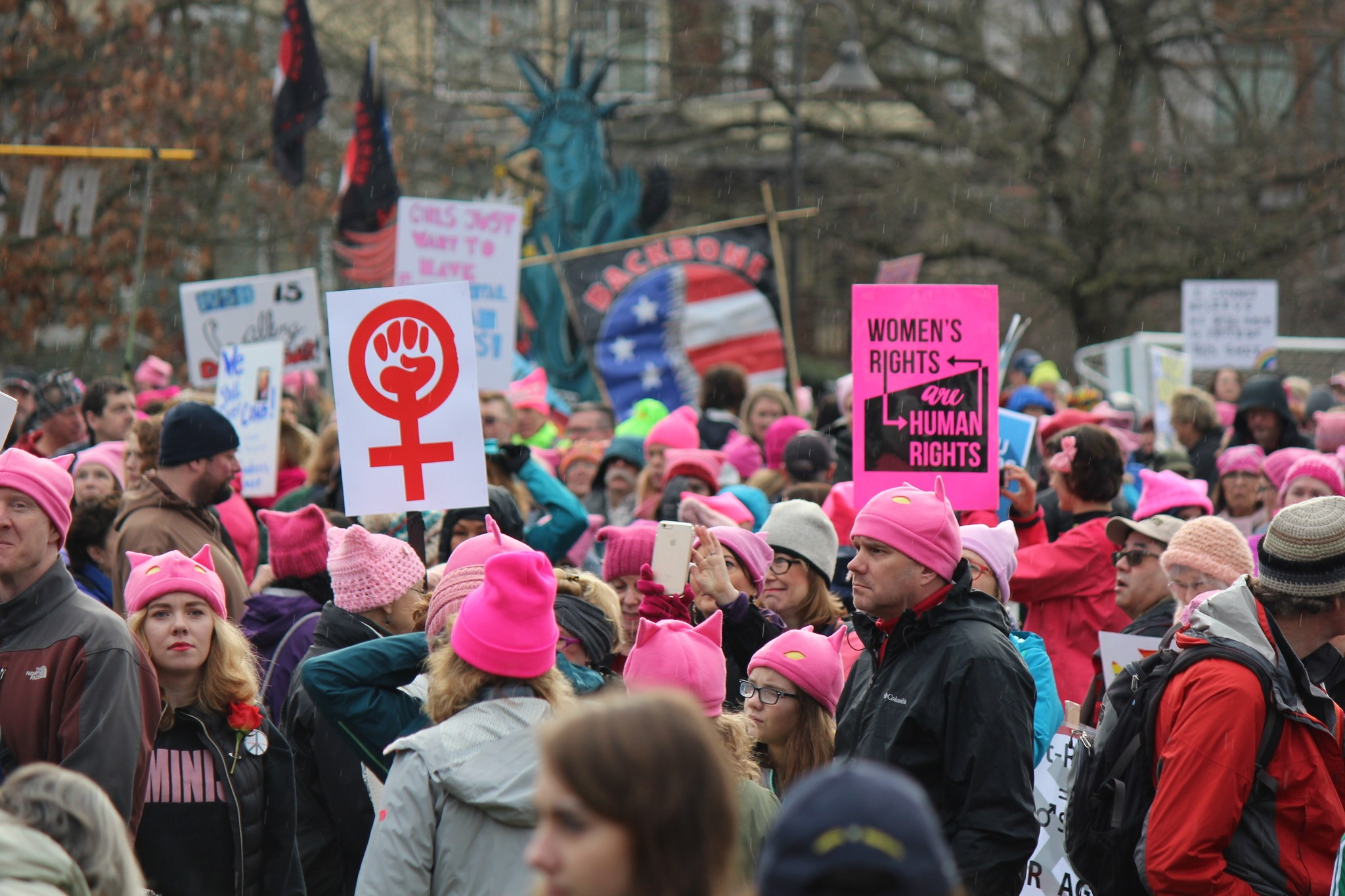 My Mother, My Sister, and I Attended Three Different Women's Marches in Three Different Parts of the World
