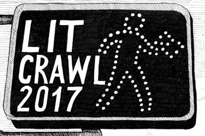 Party For and With the Community at Lit Crawl