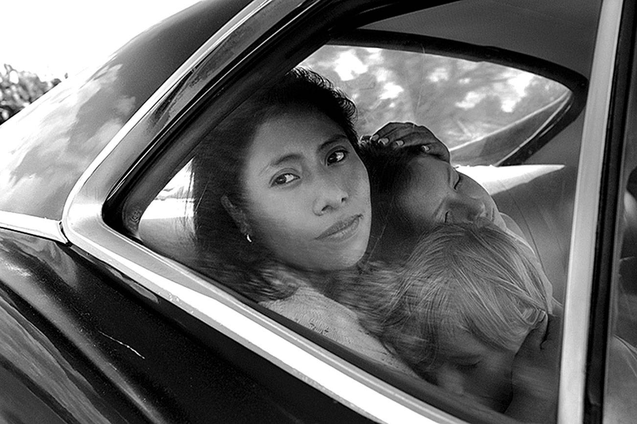'Roma' projects to be the big winner at the 91st Academy Awards this Sunday. Photo by Carlos Somonte