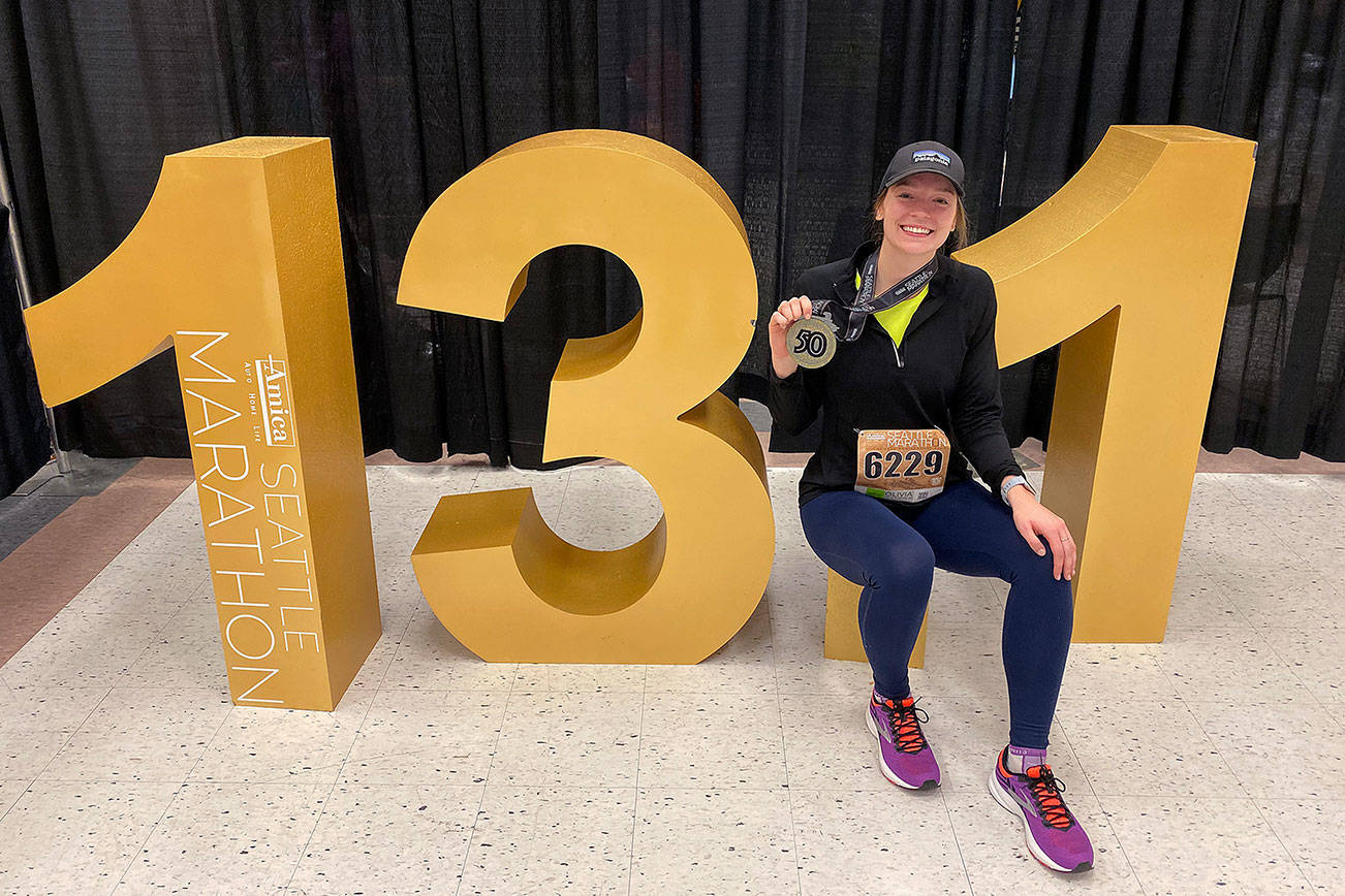 Mind over miles: Thoughts from the Seattle Half Marathon